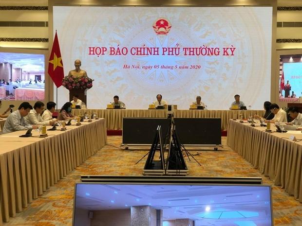 Esbozan fases para la recuperacion de la economia vietnamita hinh anh 1
