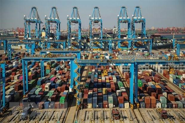 Alcanza Vietnam superavit comercial con la India en primer trimestre hinh anh 1