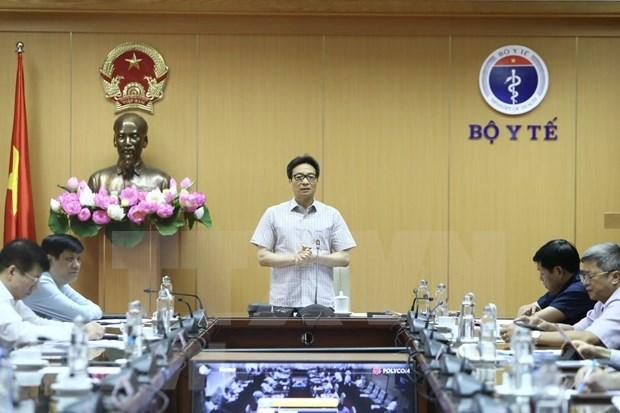 Vietnam basicamente controla la pandemia de COVID-19 hinh anh 1