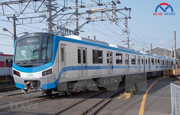 Proponen la construccion de una linea ferroviaria en Ciudad Ho Chi Minh hinh anh 1