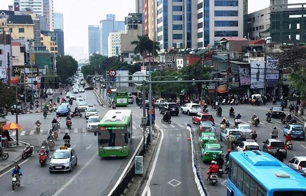 Provincia vietnamita de Hai Duong invierte en mejorar infraestructura de transito hinh anh 1