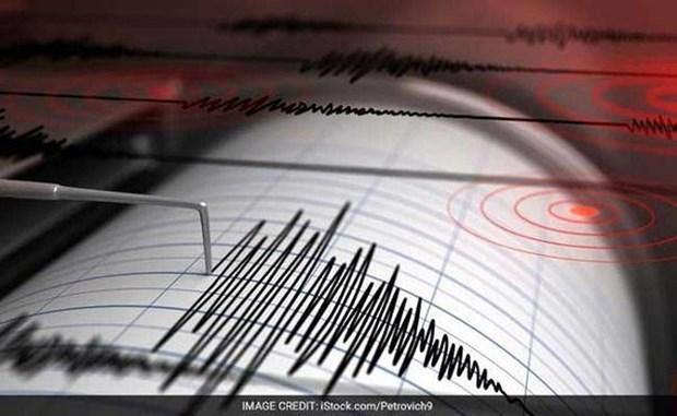 Fuerte sismo sacude Indonesia hinh anh 1