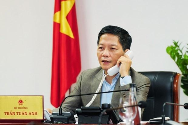 Aprecia ASEAN decision de Vietnam de recuperar exportacion de materiales sanitarios y arroz hinh anh 1