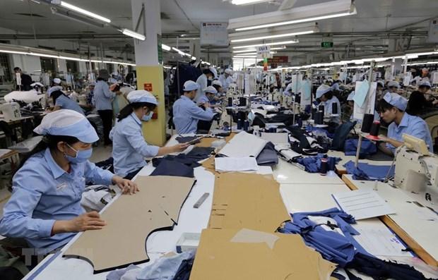 Hanoi prioriza desarrollo de la industria auxiliar hinh anh 1