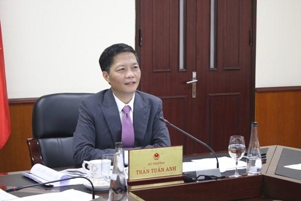 Vietnam y estado de Virginia por incrementar lazos para recuperacion economica hinh anh 1