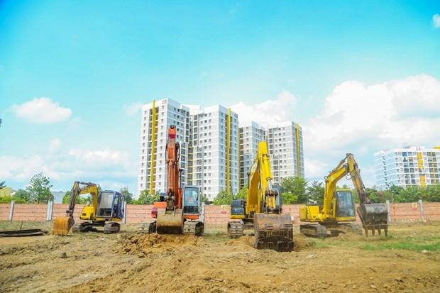 Inician la construccion del mayor centro de datos de Vietnam hinh anh 1