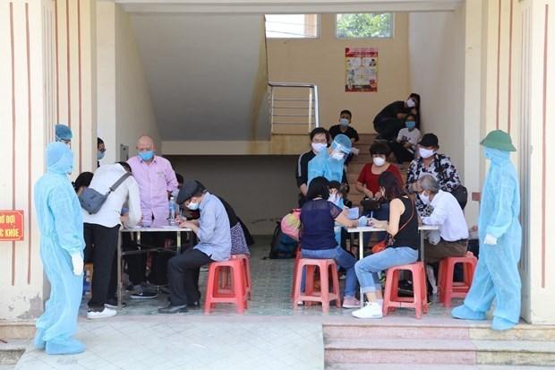 Registra Vietnam 17 casos importados de COVID-19 en un dia hinh anh 1