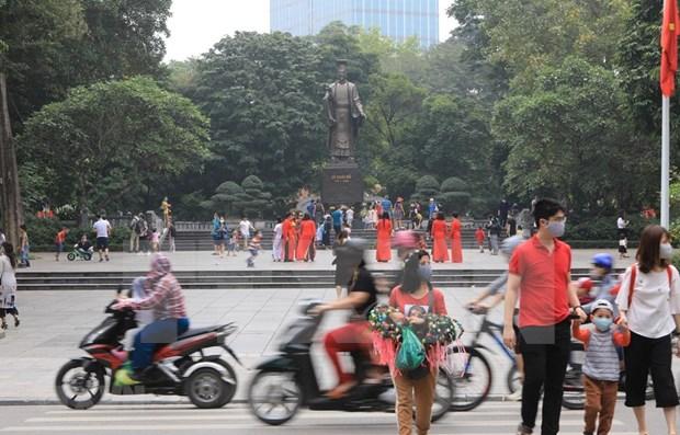 Vietnam pide continuar con la prevencion antipandemica en atracciones turisticas hinh anh 1