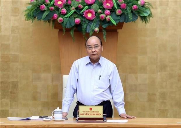 Conferencia del Primer Ministro y empresarios se centrara en impulso de inversiones hinh anh 1
