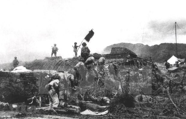 Victoria de Dien Bien Phu, hito dorado en la historia de Vietnam hinh anh 1