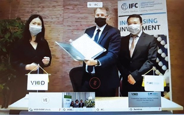 IFC apoya a empresas vietnamitas frente a COVID- 19 hinh anh 1