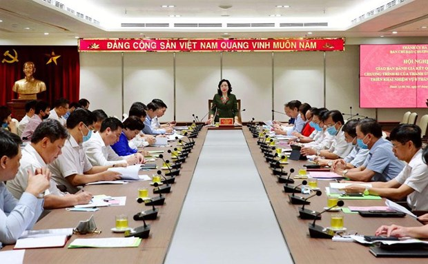 Hanoi espera sumar 10 distritos a la nueva ruralidad en 2020 hinh anh 1