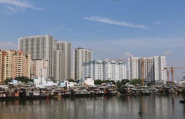 Disminuyen transacciones inmobiliarias en Vietnam hinh anh 1