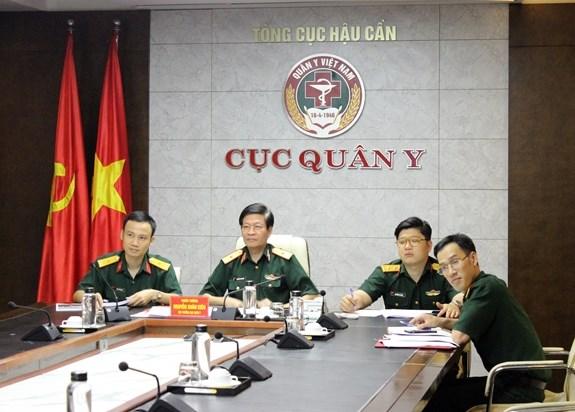 ASEAN discute plan de prevencion y control del COVID-19 hinh anh 1