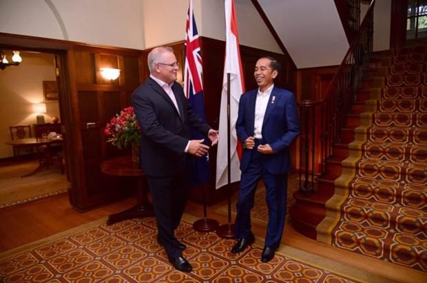 Indonesia y Australia acuerdan entrada en vigor del Tratado de Asociacion Economica Integral hinh anh 1