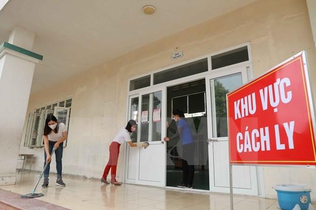 Suma Vietnam 22 dias sin infeccion comunitaria de COVID-19 hinh anh 1