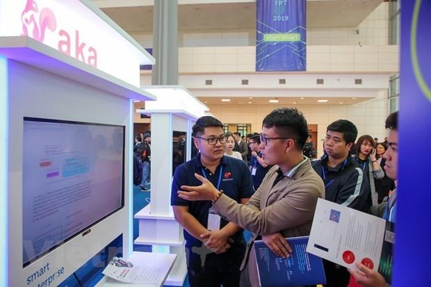 Reduce hasta 90 por ciento ingreso de empresas de IT hinh anh 1