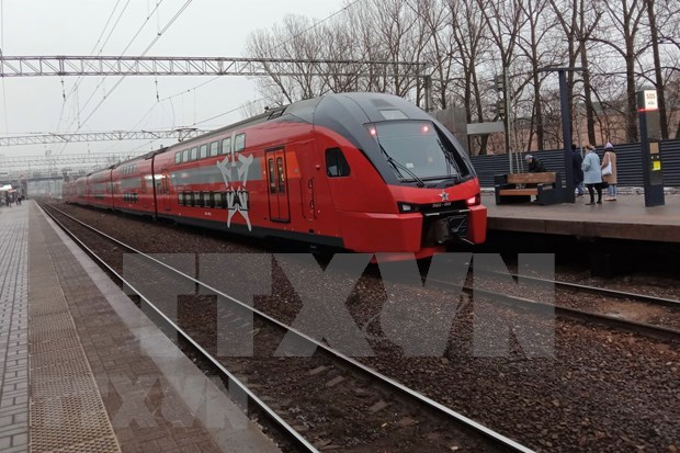 Reanudaran pronto servicios de transporte por ruta ferroviaria Rusia- Viet Nam hinh anh 1