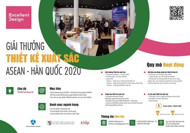 Celebraran en Hanoi concurso internacional de diseno ASEAN-Corea del Sur hinh anh 1
