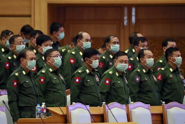 Ejercito de Myanmar declara alto el fuego para combatir el COVID-19 hinh anh 1