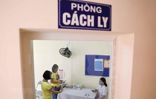 Vietnam suma 24 dias libre de COVID-19 hinh anh 1