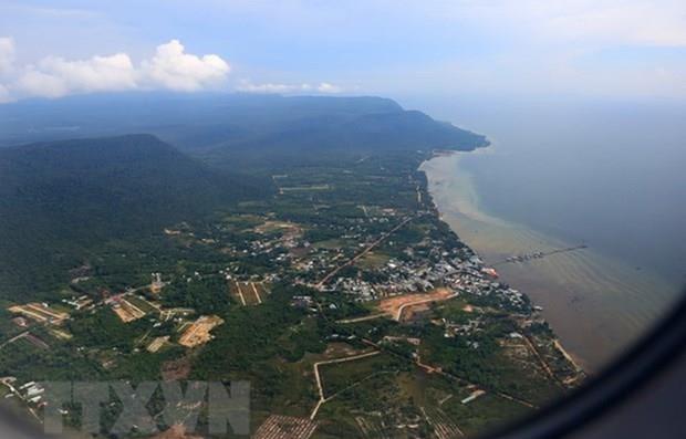 Mas de millon y medio de turistas visitaron provincia de Kien Giang de enero a abril hinh anh 1