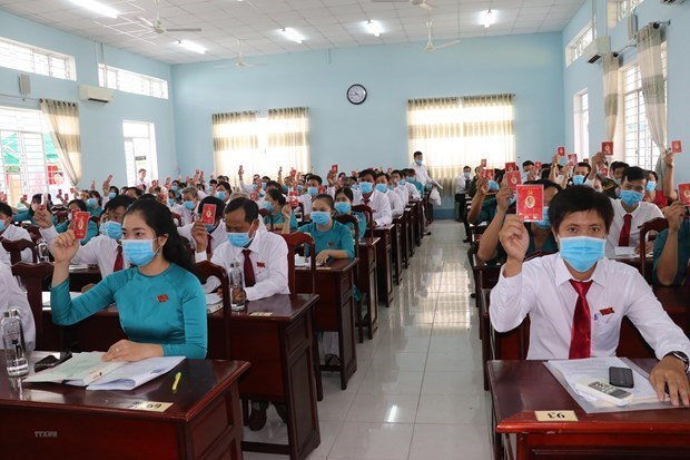 El trabajo del personal, tema central ante el XIII Congreso del Partido Comunista de Vietnam hinh anh 1