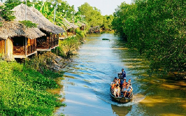 Ciudad vietnamita de Can Tho despliega soluciones para reactivar turismo hinh anh 1