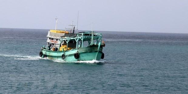 Armador filipino paga compensacion tras accidente con pesquero vietnamita hinh anh 1