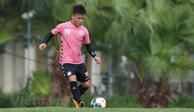 Futbolista vietnamita entre los mejores de Asia hinh anh 1