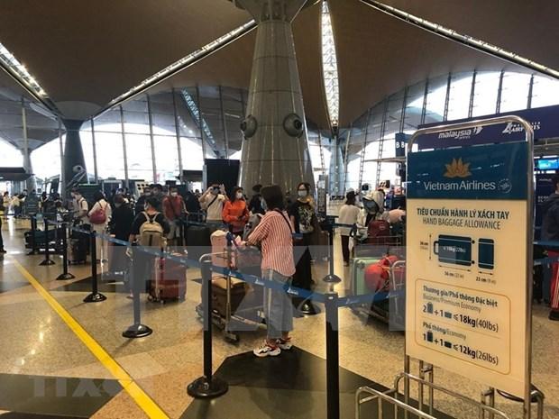 Vietnamitas en Malasia regresan al pais de manera segura hinh anh 1