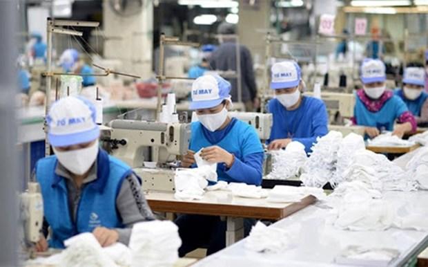 Hanoi sigue en el top 10 de competitividad provincial en Vietnam hinh anh 1