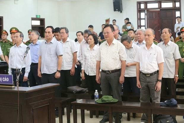 Mantienen sentencia a exdirigente de ciudad vietnamita de Da Nang hinh anh 1