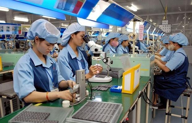 Mayoria de empresas indonesias solo puede resistir hasta finales de junio hinh anh 1