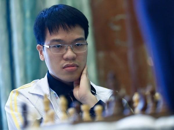 Gran maestro vietnamita competira en concurso ajedrecistico en linea Steinitz Memorial hinh anh 1