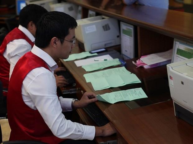 Decrecen ingresos del presupuesto estatal de Vietnam en primer cuatrimestre de 2020 hinh anh 1
