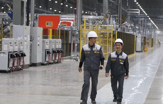 Alcanza Vietnam superavit comercial de tres mil millones de dolares hinh anh 1
