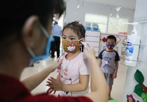De alta medica 87,5 % de los pacientes con COVID- 19 en Vietnam hinh anh 1