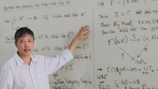 Nombran al cientifico vietnamita para premio nacional de ciencias Ta Quang Buu hinh anh 1