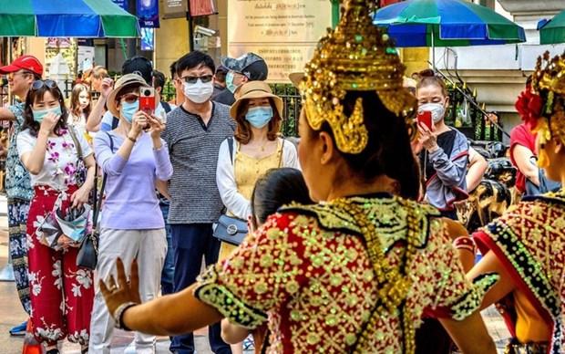 Tailandia considera cobrar impuesto a turistas extranjeros hinh anh 1