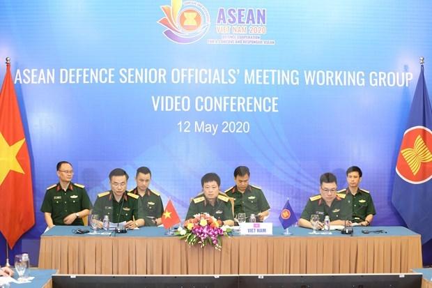 Destacan cooperacion efectiva de los paises de la ASEAN para frenar el COVID-19 hinh anh 1