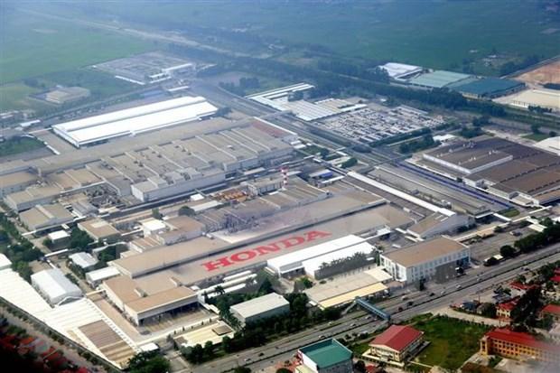 Honda Vietnam mantendra produccion de automoviles en el mercado domestico hinh anh 1