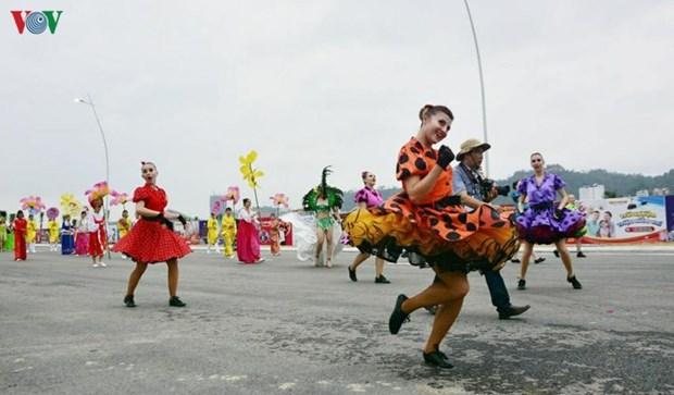Inauguraran feria turistica en provincia vietnamita de Quang Ninh hinh anh 1