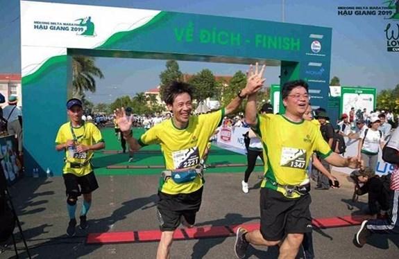 Realizaran maraton internacional en provincia deltaica de Vietnam hinh anh 1