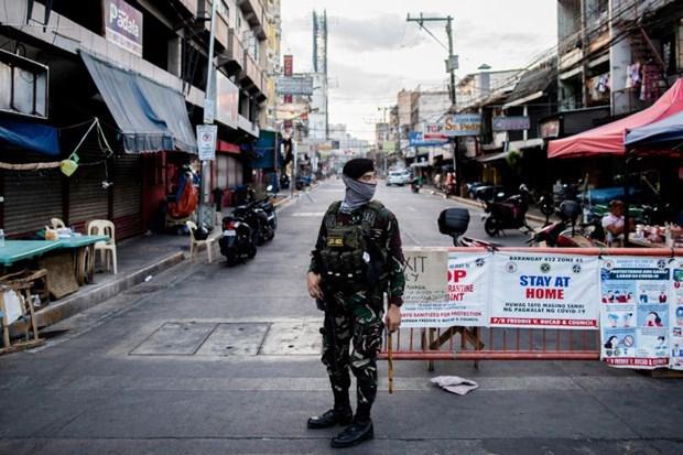 Aliviara Filipinas las restricciones economicas sobre Manila hinh anh 1