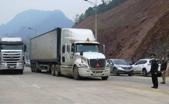 Gobierno vietnamita autoriza reapertura de puestos fronterizos con China hinh anh 1