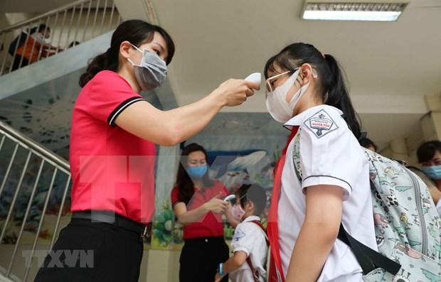 Vietnam cumple 27 dias seguidos sin contagios locales de coronavirus hinh anh 1