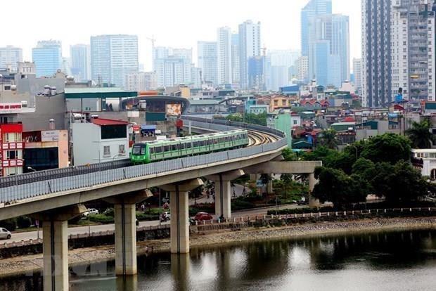 Hanoi atrajo mas de cuatro mil millones de dolares de inversion extranjera hasta marzo hinh anh 1