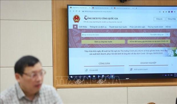 Ministerio vietnamita reemplaza informes en formato papel por documentacion digital hinh anh 1