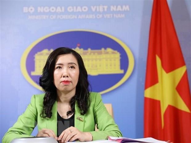 Condena Vietnam ataques ciberneticos en todas sus formas hinh anh 1